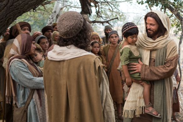 jesus-suffers-the-little-children-to-come-unto-him