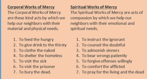 works of mercy