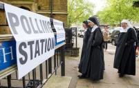 nuns-voting