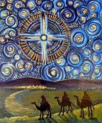 Star of van Gogh